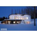 Sveriges vackraste Villa 2009 ritad av Ross arkitektur & design ab!