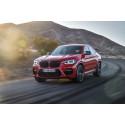 BMW M tar mark med helt nya X-modeller