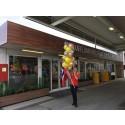 Velkommen til nyåpning av Shell Alta