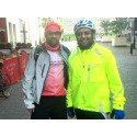 Patel Power - Cousins cycle London to Paris to fight diabetes.