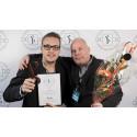 Celebration vinnare av Svenska Publishing-Priset Digitalt