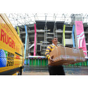 DHL blir officiell logistikpartner för Rugby World Cup 2019