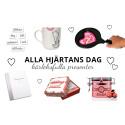 8 kärleksfulla presenttips till Alla hjärtans dag!