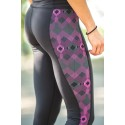 Fitness Compression Tights print