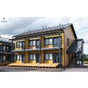 Sisco Oyj:n energiatehokkaat puutalot Vantaan Tikkurilassa ovat pian muuttovalmiita