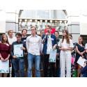 Handelsstudenter som gör skillnad för världen