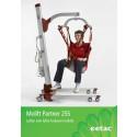 Produktblad Molift Partner 255