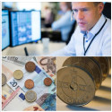 Svak krone påvirker strømprisen