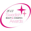 Swedish Beauty & Cosmetics Awards 2013