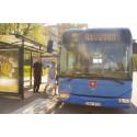 Flera förändringar i Karlskogas stadstrafik