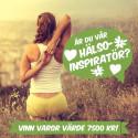 Svensk Hälsokost söker Hälsoinspiratörer