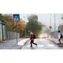 Skolstart - Extra viktigt att hålla hastigheten...