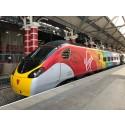 Virgin Trains unveils its Summer of Pride