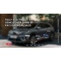 KIA Motors Europe skitserer planen for vækst i salget af elbiler
