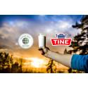 Norske forbrukere mener at TINE er Norges mest bærekraftige merkevare