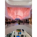 Nordic lighting design delights shoppers at Mall of Scandinavia