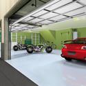 Sikafloor® Garage - nyhet för upprustning av garagegolv