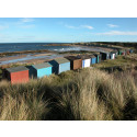 Beach huts at Findhorn approved