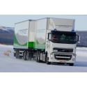 Bra däck både på dragbilen och släpvagnen förutsättningen för säker körning på vintern