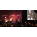 Ärkebiskopen i samtal med Desmond Tutu