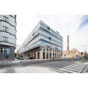 Skanska säljer kontorsbyggnad i Prag, Tjeckien, för EUR 50M, cirka 480 miljoner kronor