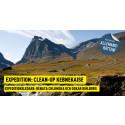 I dag startar Expedition: Clean-Up Kebnekaise
