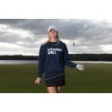 Golftalangen Frida Gustafsson Spång blir en del av Team Vitamin Well