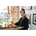 ​Derby artist painting her way to fundraising success