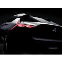 MITSUBISHI e-EVOLUTION CONCEPT får världspremiär  på Tokyo Motor Show