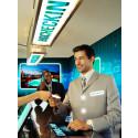Checka in på framtidens hotell - DNA mobila betalningar