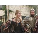 Senaste säsongen av Game of Thrones bland C Mores aprilserier
