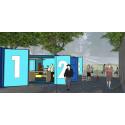 Framtidens återvinningscentral blir en mötesplats