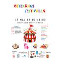 Österängsfestivalen affisch