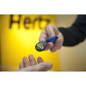 Varumärket Hertz är starkast i hyrbilsbranschen