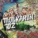"""Salem Al Fakir och Pontus De Wolfe tolkar musikalen """"Trollkarlen från Oz""""."""