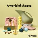 A world of shapes på Formex