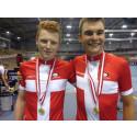 Folsach og Rodenberg danske mestre i parløb