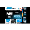 Black Friday slår alla rekord hos Hobbex!