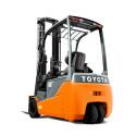 Toyota Material Handling Finland Oy - Uudistunut Toyota Traigo 48 – lisää tehoa vähemmällä energialla
