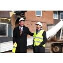 Rikshem bygger nytt och bygger om Olsgården 2014-02-26