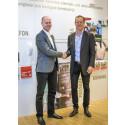 Aptus och EcoGuard startar samarbete kring individuell energimätning