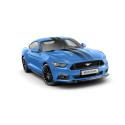 Ford Mustang mest sålda sportbilen i Sverige 2016