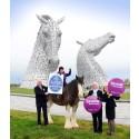 Scotland's newest landmark gains further stardom