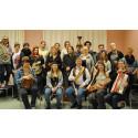 Framnäs Folklore Ensemble på Krokodil