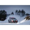 Hyundai Motorsport gick miste om segern i Rally Sweden