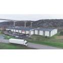 Alnovas huvudkontor och tillverkning i Göteborg 2