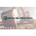 Opus Bilprovning klara för maskinbesiktning