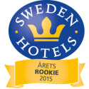 Sweden Hotels Gala 2015 - nomineringar Årets Rookie 2015