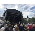 Rekordmånga barn hyllar Malmö!