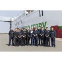 Scandlines' nye hybridfærge døbt M/F Berlin